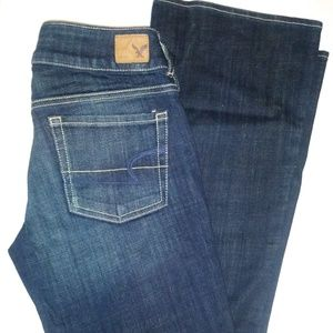 American Eagle Artist Stretch Boot Cut Jeans